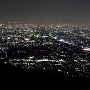 大阪gardenのサプライズプロポーズ 信貴生駒スカイライン(鐘の鳴る展望台)