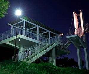 大阪のサプライズプロポーズ 信貴生駒スカイライン 鐘の鳴る展望台