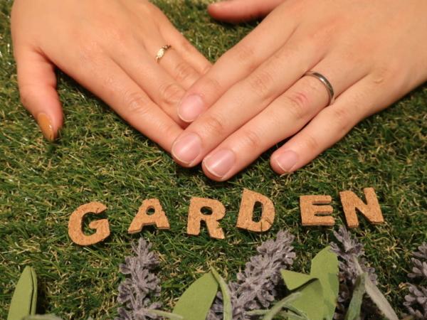 FISCHERとMaxiの結婚指輪