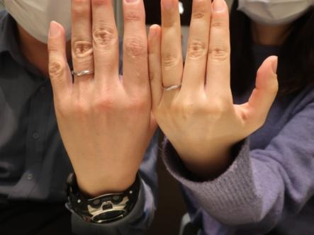 RosettEの結婚指輪 大阪府