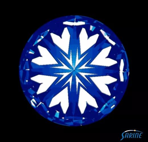 最高品質のダイヤモンドでアイデアルの説明6
