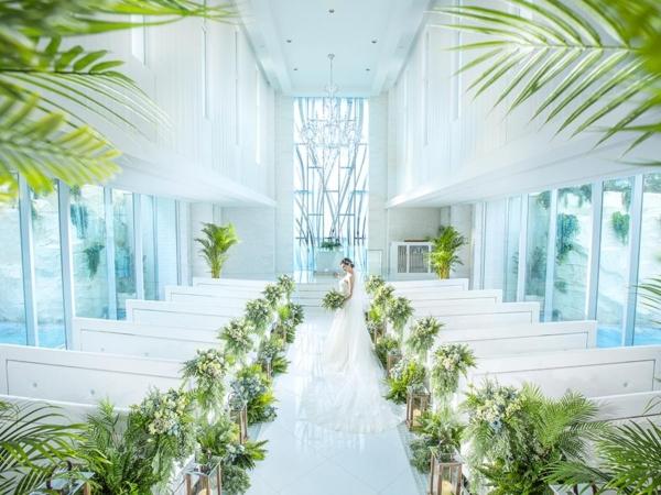 大阪・梅田でおすすめの結婚式場でルセンティフォーリア大阪