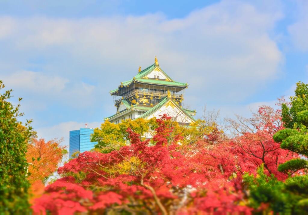 プロポーズにおすすめの大阪城公園