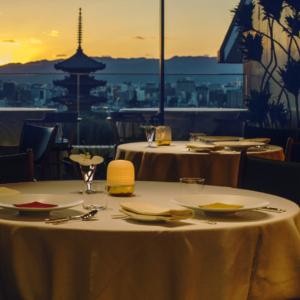 レストランでプロポーズ京都