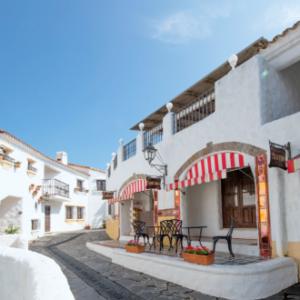 旅行でプロポーズにおすすめの地中海村