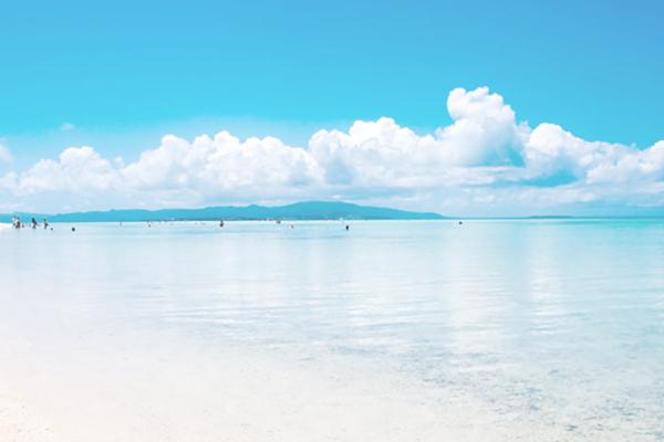 beachでプロポーズの白浜海岸