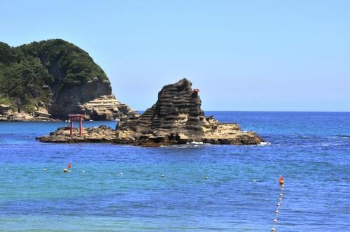 beachでプロポーズの守谷海水浴場