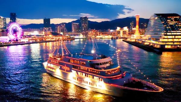 船上プロポーズでオススメの神戸コンチェルト