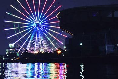 船上でプロポーズするならオススメの名古屋港クルーズ
