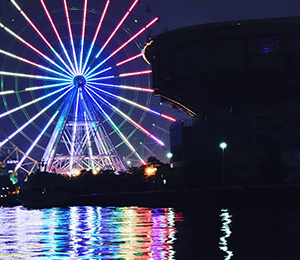 バレンタイン&ホワイトデーにクルーズ船の上でプロポーズ
