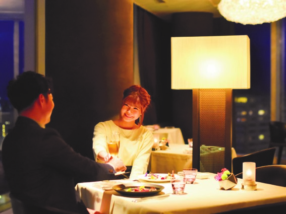 夜景でプロポーズするならレストランKEI
