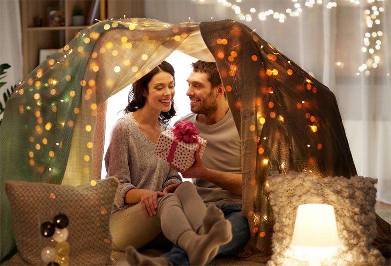 バレンタイン&ホワイトデーにお家でサプライズプロポーズ