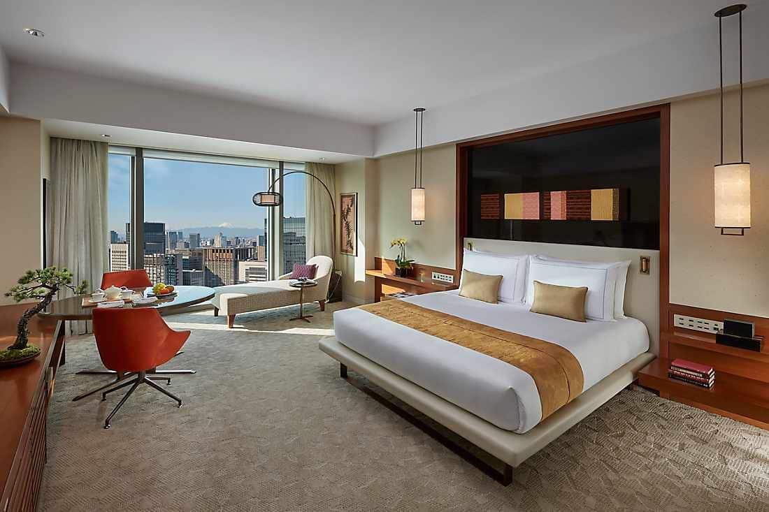 ホテルプロポーズにオススメのマンダリンオリエンタル東京